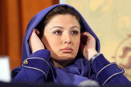زیباترین دختر تهرانی